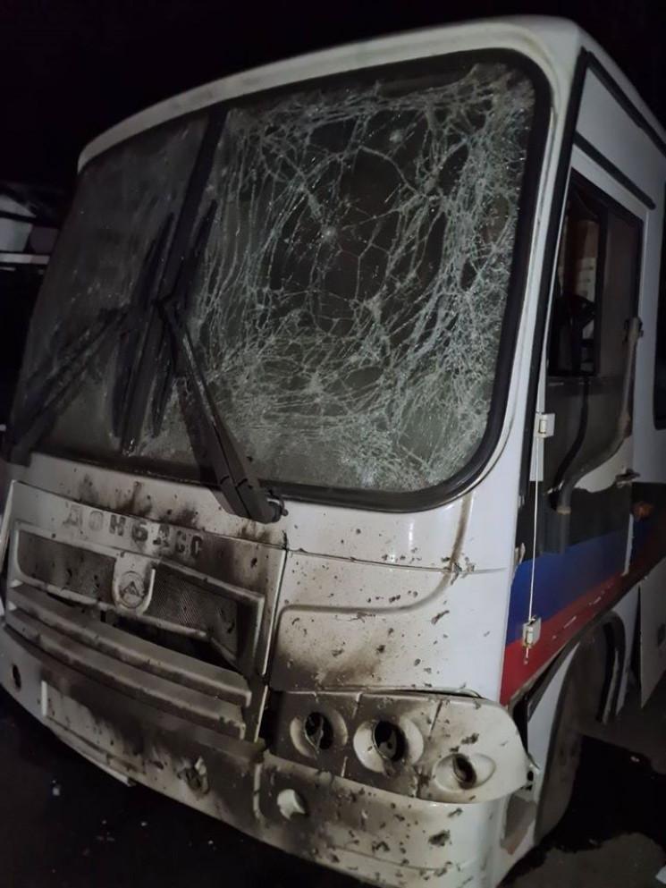 Бойовики обстріляли депо в Горлівці: Пош…