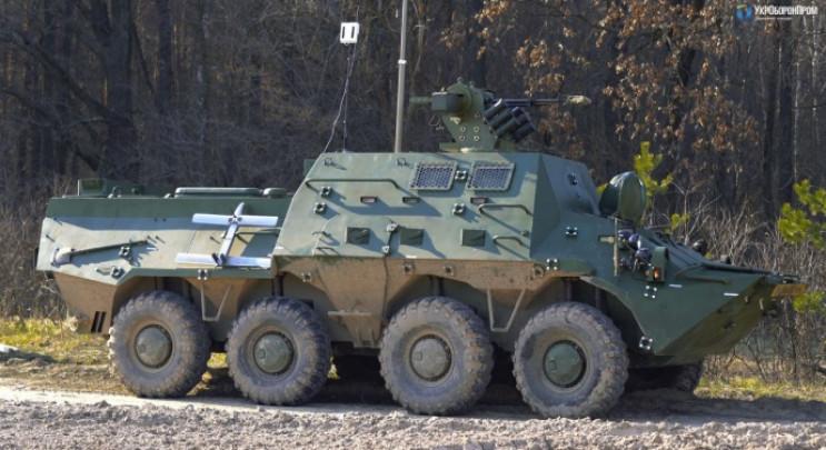 В Україні випробували новий командно-шта…