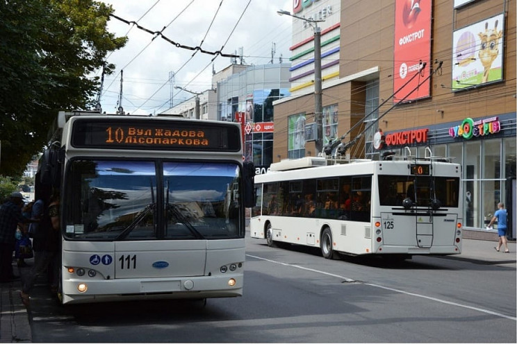 У Кропивницькому не пустили до автобусу…