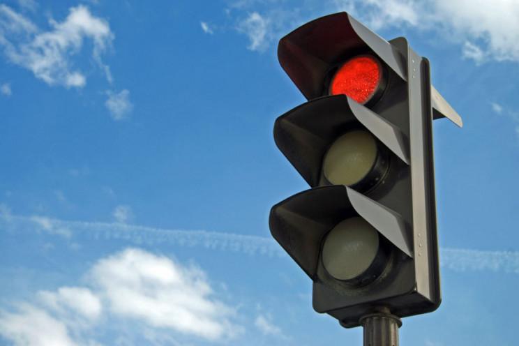 В Кропивницком не работает светофор возл…