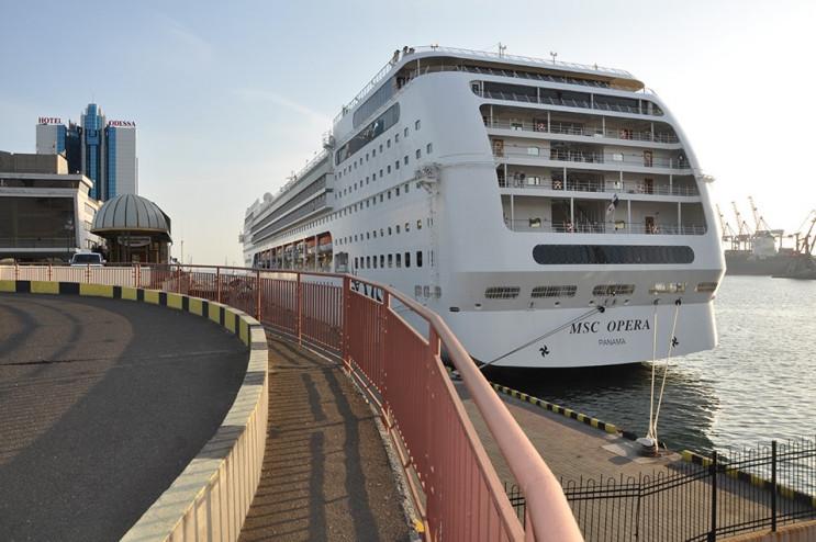 Одесский порт в этом году может потерять…