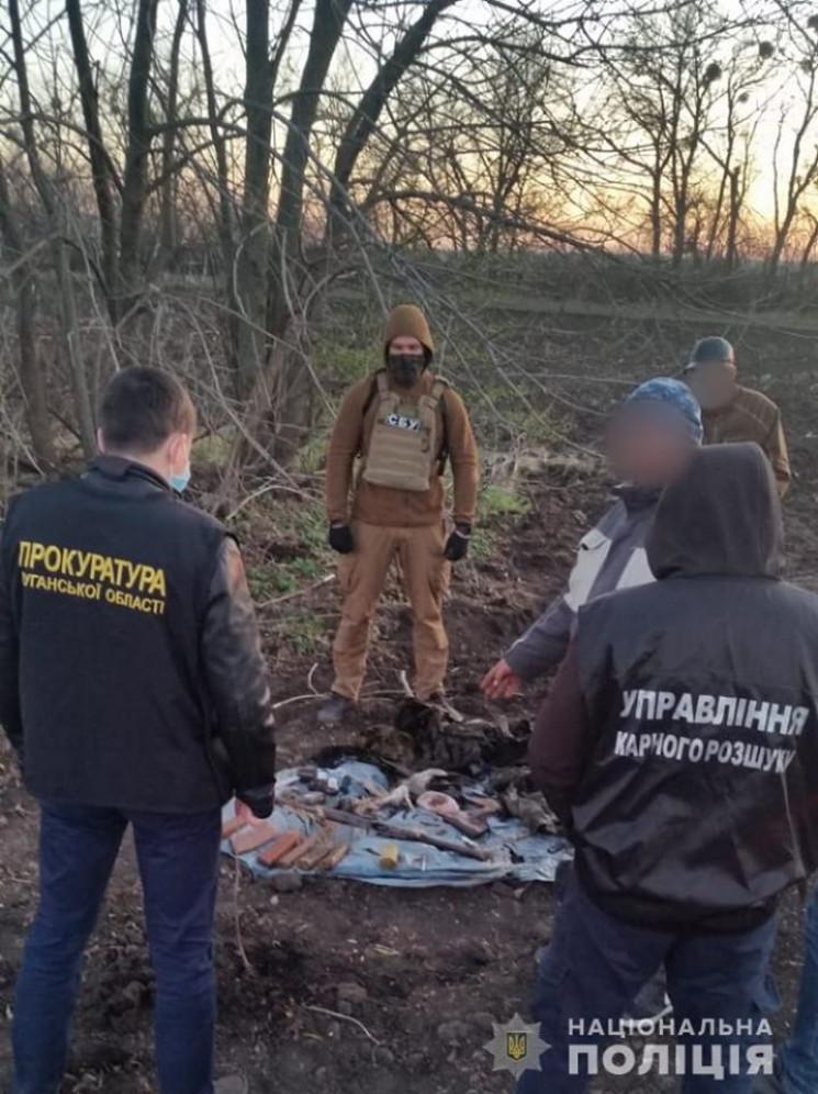 На Луганщині піймали бойовика з банди Мо…