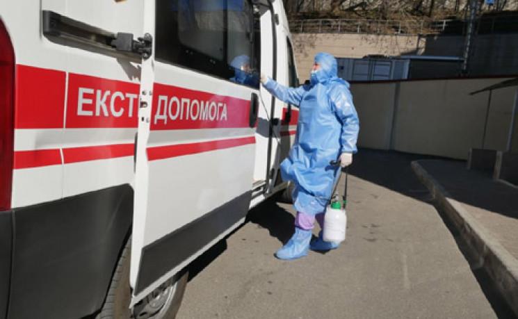 На лікуванні в медзакладах Тернополя зал…