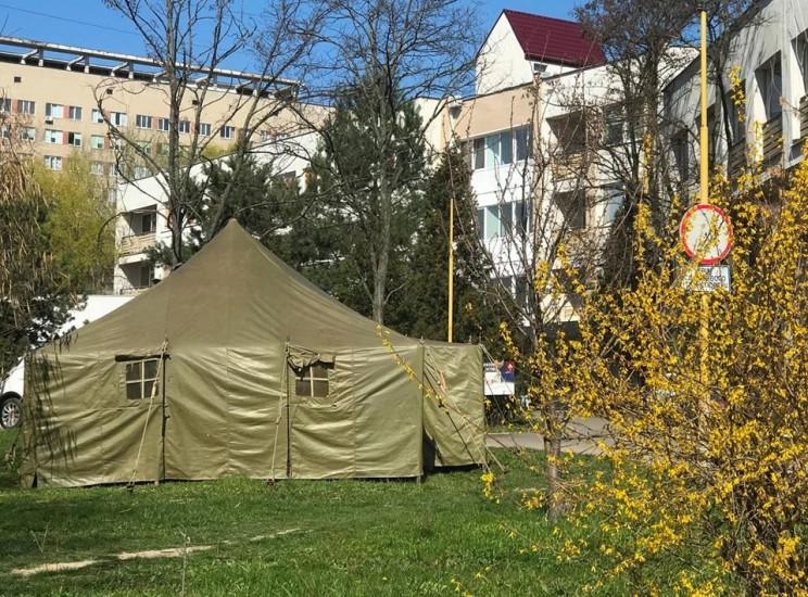 В Ужгороде возле роддома установили пала…