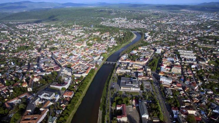 Населення Ужгорода на перше січня станов…