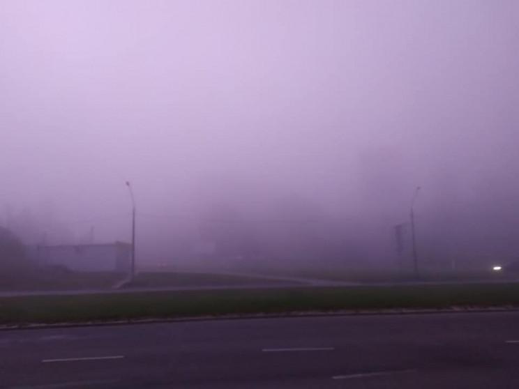 Синоптики застерігають про туман та ожел…