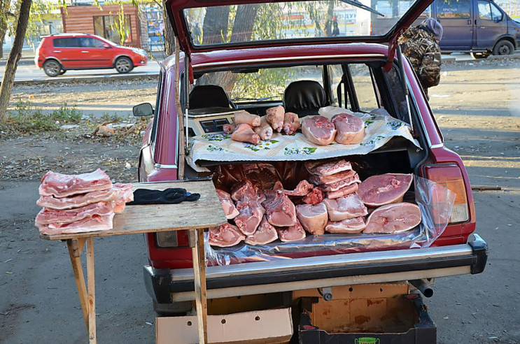 Кропивничан закликають не купувати м'ясо…