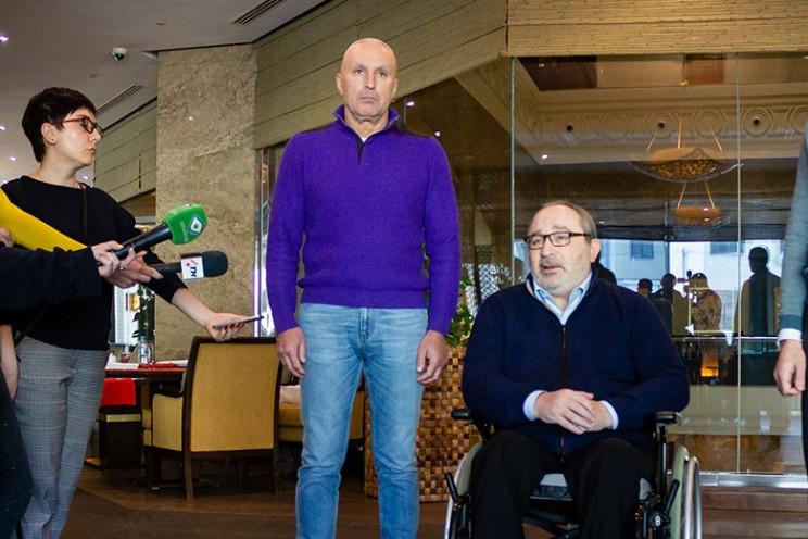 Кернес і Ярославський почали масштабну п…