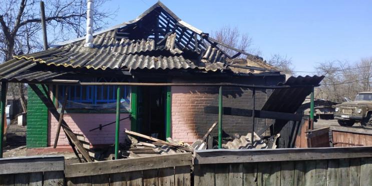 На Полтавщині 81-річний чоловік згорів у…