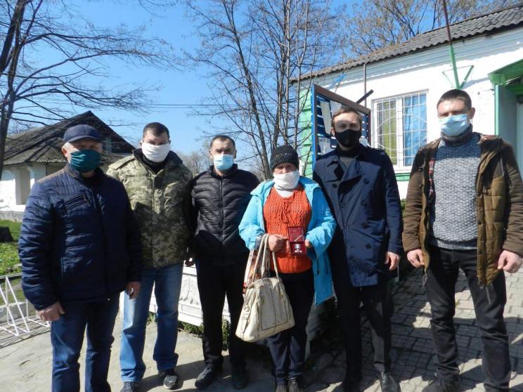 На Кропивниччині матері загиблого військ…