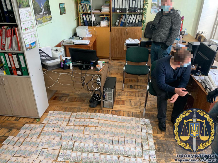 Стало відомо, за що вимагав 135 тис. грн…