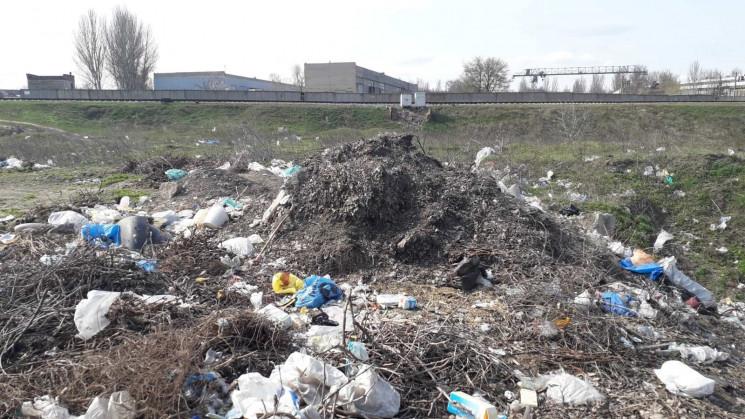 У Запоріжжі ліквідують незаконні сміттєз…