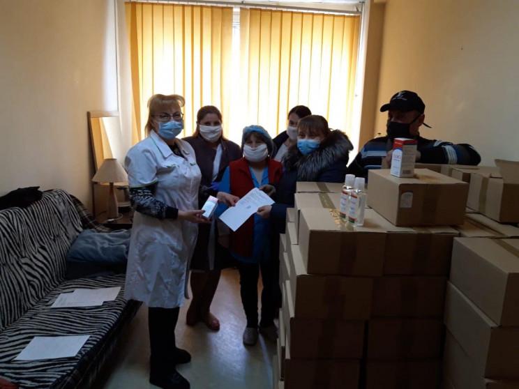 Одесская область получила партию лекарст…