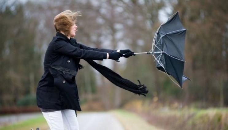 У Дніпрі очікують на штормовий вітер…