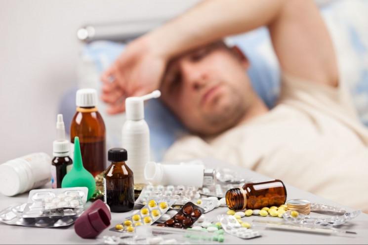 Все менше прикарпатців хворіють на грип…