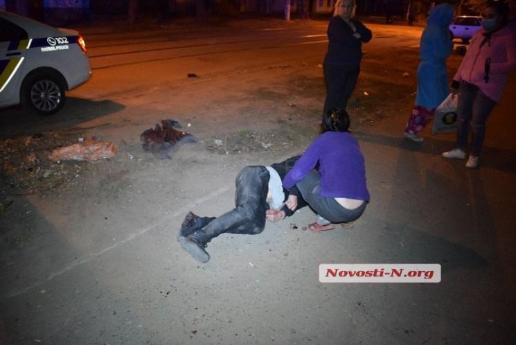 У центрі Миколаєва вкрай жорстоко побили…