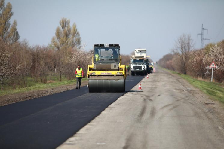 В Запорожской области продолжают ремонти…