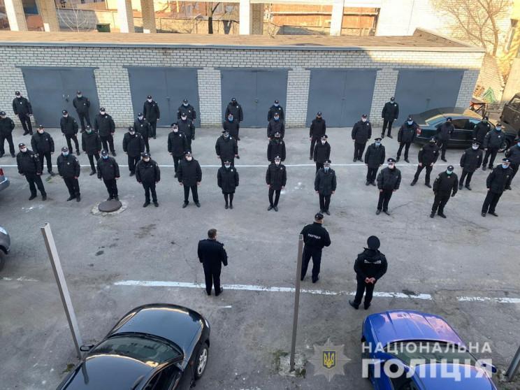 В Харькове райотдел полиции отдали новом…