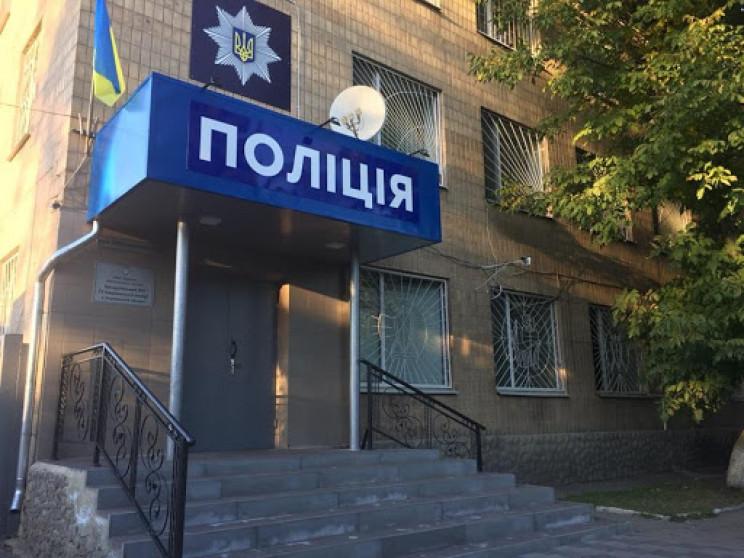 В Харькове полиция не смогла правильно с…