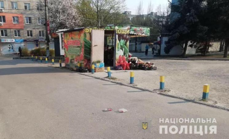 Безробітний мешканець Дніпра пограбував…