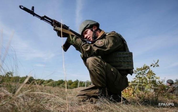 Боевики неистово бьют по нашим бойцам: В…