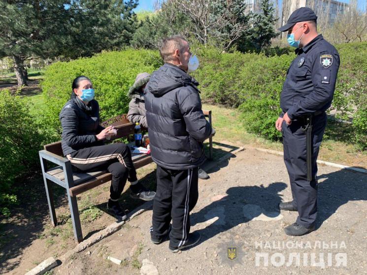 Як на Миколаївщині поліцейські шукають л…