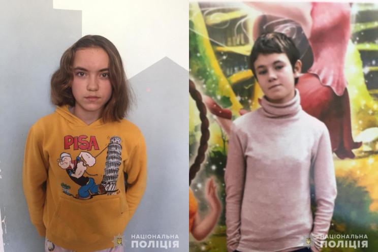 З дитячого центру на Одещині втекли дві…