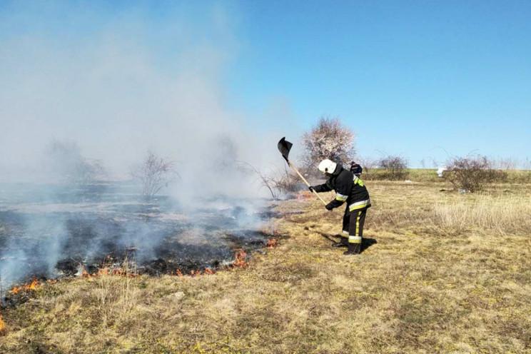 Хмельниччина у вогні: За добу зафіксован…