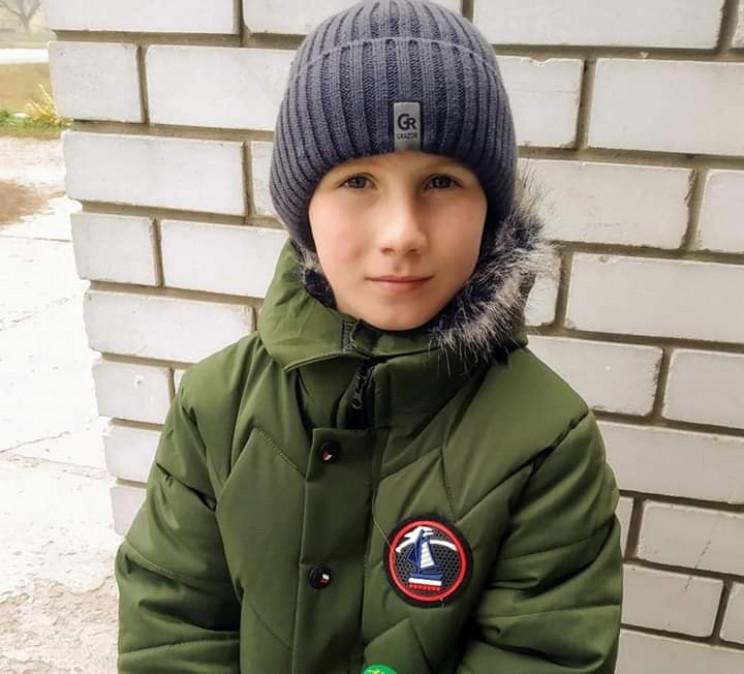 На Дніпропетровщині маленький хлопчик вр…