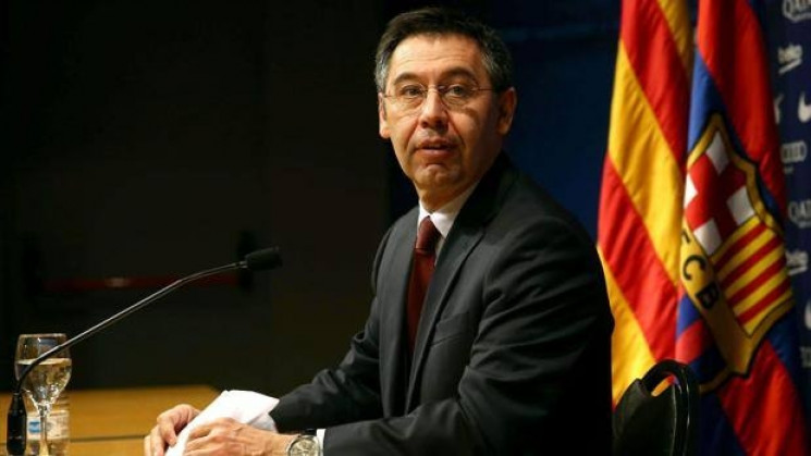 "Скандал в ""Барселоне"": Президент клуба х…"