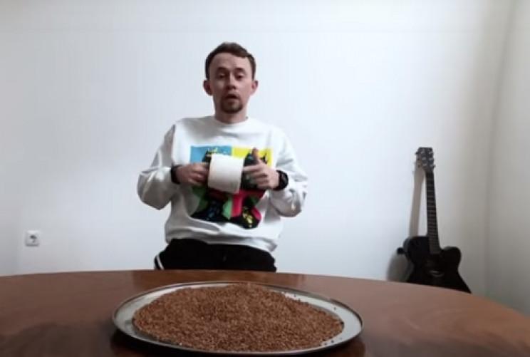 Гречка і туалетний папір: Український ре…