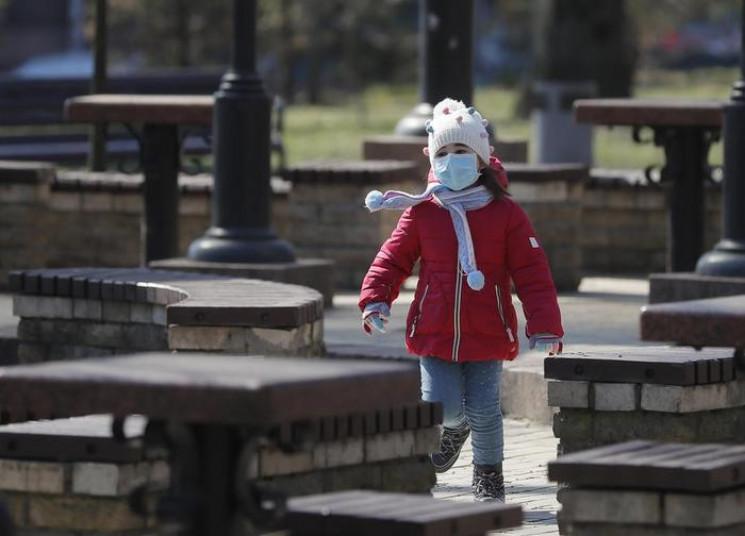 В Украине 145 детей болеют COVID-19…