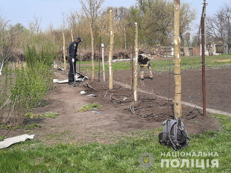 На Харьковщине пожилая женщина подорвала…