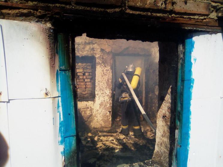 У Бобринецькому районі у пожежі загинуло…