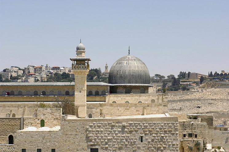 Пожар на Храмовой горе: Что за мечеть за…