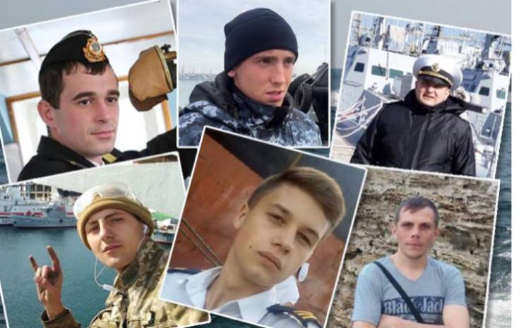 Пленные моряки и синдром Харьковских сог…