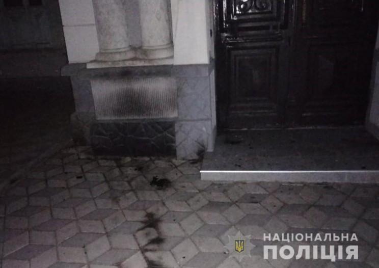 Полиция возбудила уголовное дело по напа…