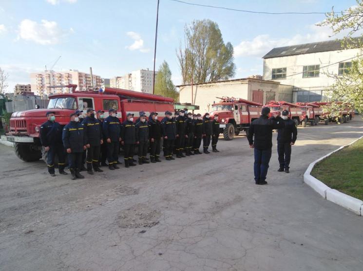 Вогнеборці Тернопільщини повернулися з Ж…