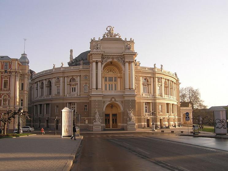 Что вы знаете об украинских архитектурны…