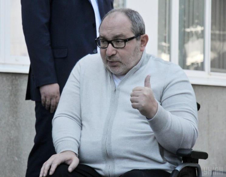 У Кернеса спустили 20 млн грн з бюджету…