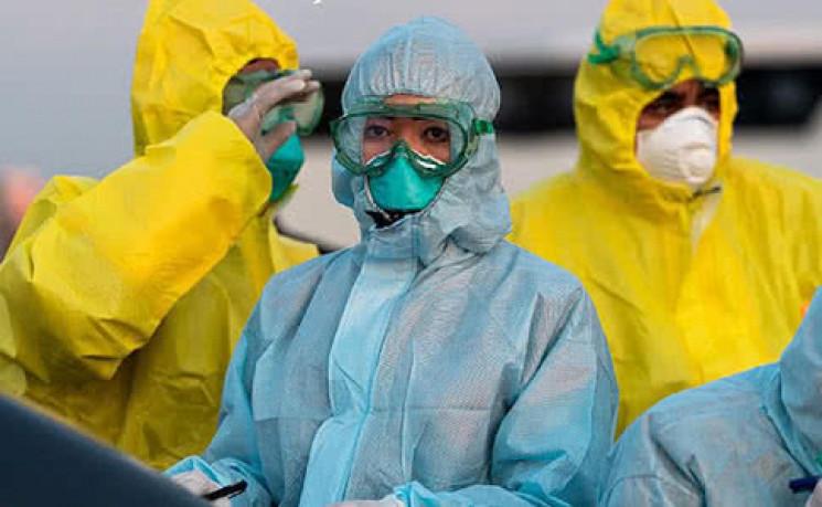 Перша в області інфекційна лікарня невдо…