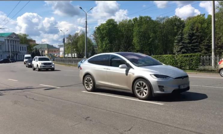 У Полтаві біля 30 водіїв влаштували авто…