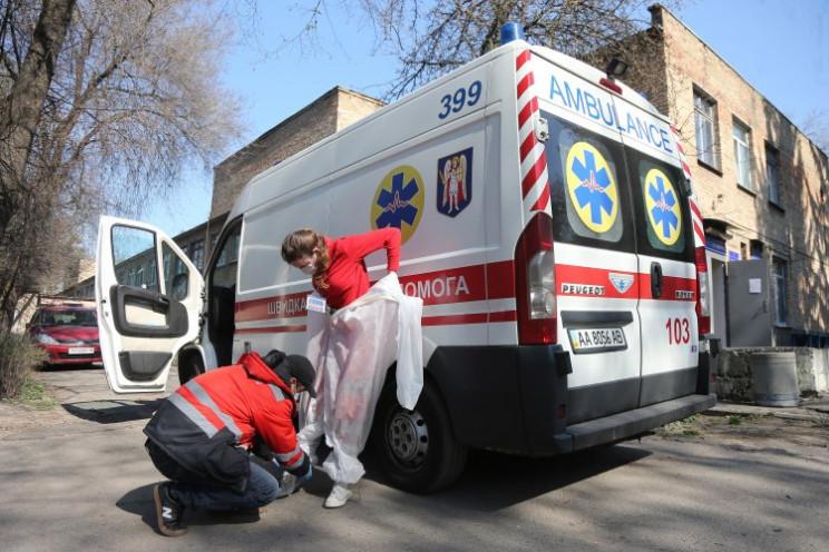 Видео дня: Ослабление карантина в Киеве…