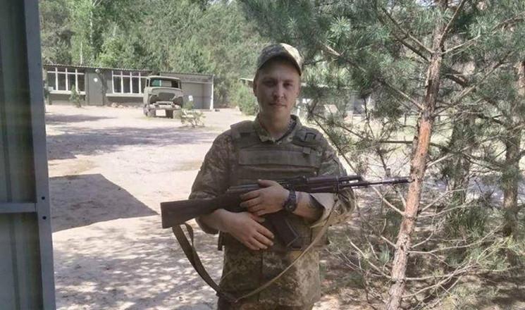 В ООС під час обстрілу загинув боєць бри…
