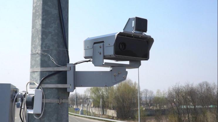 Камери відеофіксації перевищення швидкос…