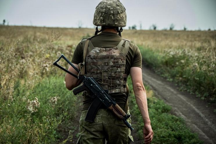 На Донбассе боевики применяют запрещенно…