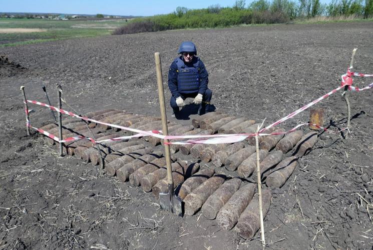 На Днепропетровщине массово взорвались к…