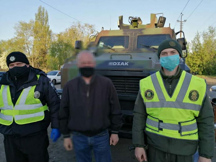 На Дніпропетровщині з міста намагалися в…