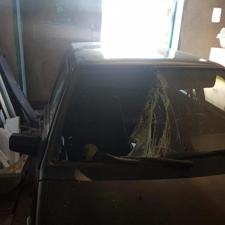 В Новомосковске водитель сбил на машине…