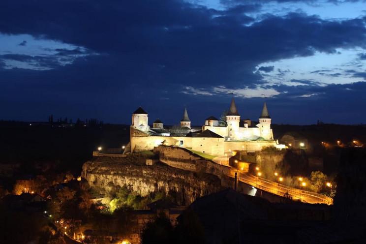Кам'янецьку фортецю показали в новому св…